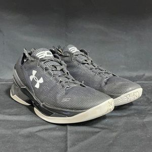 Under Armour Men's Black Charged Shoes 9